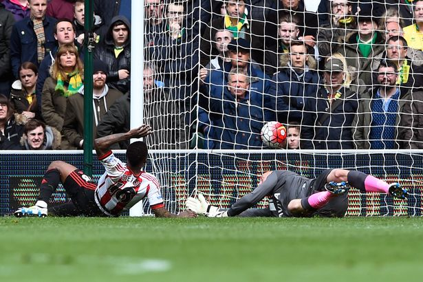 Norwich-v-Sunderland